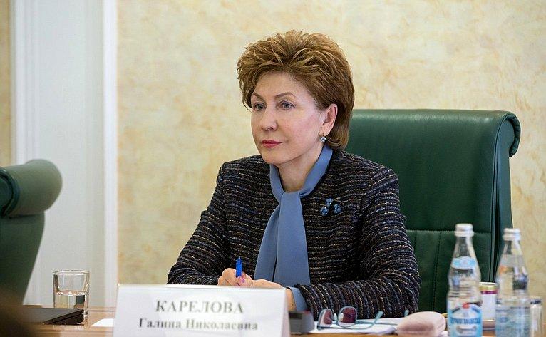 Галина Крелова