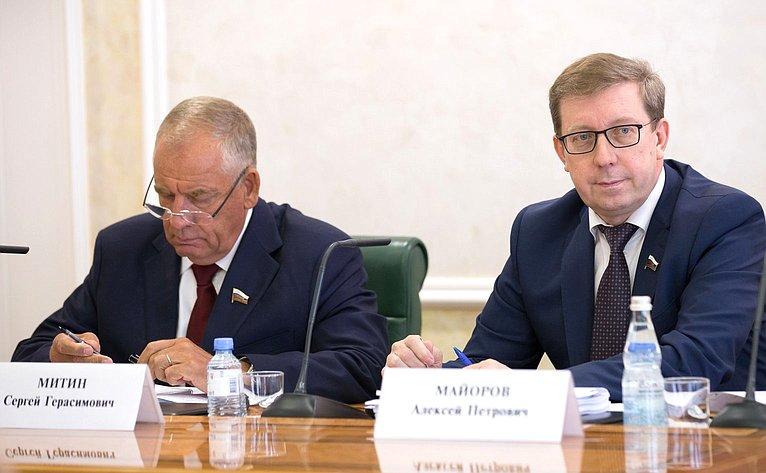 Сергей Митин иАлексей Майоров