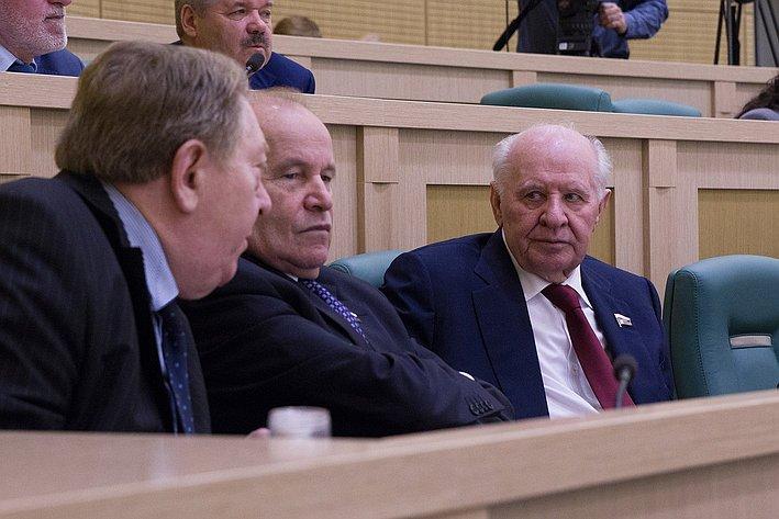 342-е заседание Рыжков и Чернышев СФ-12