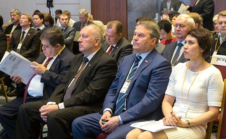 В. Джабаров, С. Рыбаков, И. Морозов иТ. Лебедева