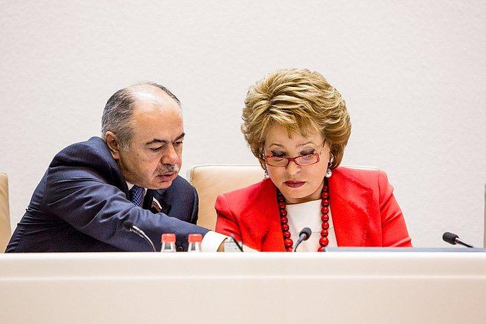353 заседание СФ Матвиенко 1