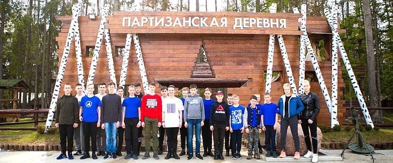 «Корабелы прионежья» вМоскве