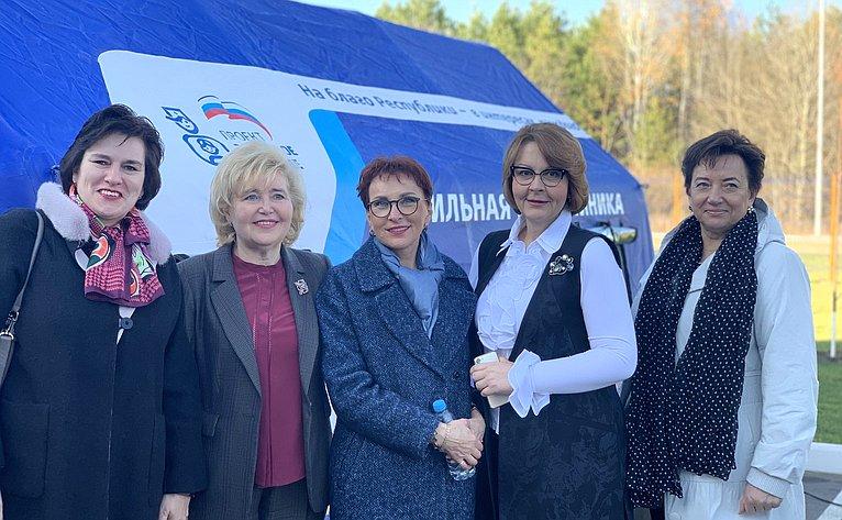 Татьяна Кусайко вТатарстане