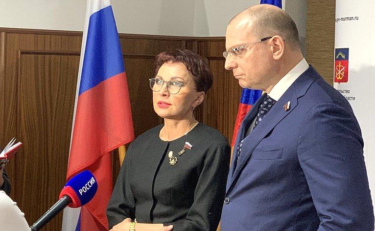 Татьяна Кусайко иКонстантин Долгов