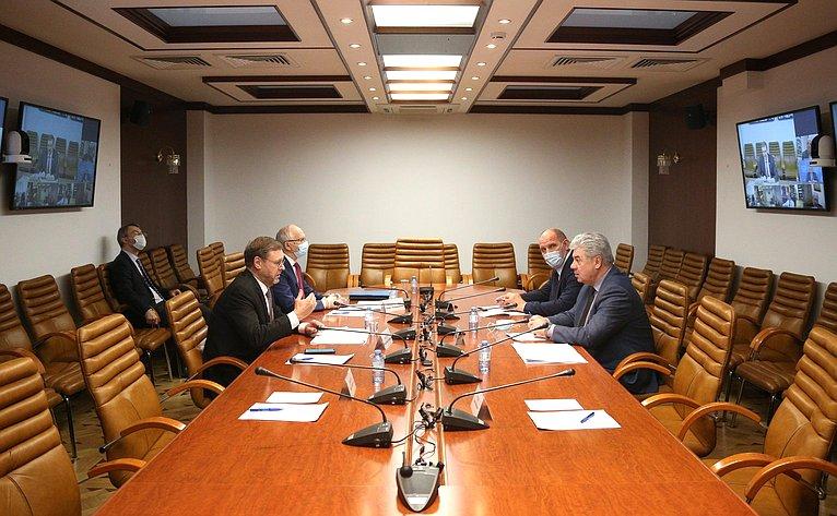 «Круглый стол» Комитета СФ помеждународным делам