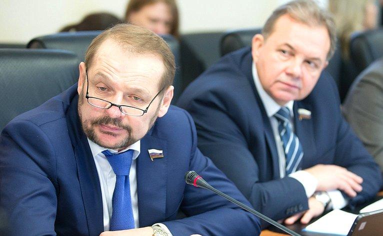 Сергей Белоусов иВиктор Павленко