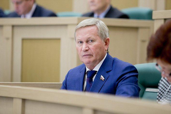 Афанасов Парламентские слушания, посвященные параметрам проекта федерального бюджета на 2016 год и прогнозу социально-экономического развития России до 2018 года