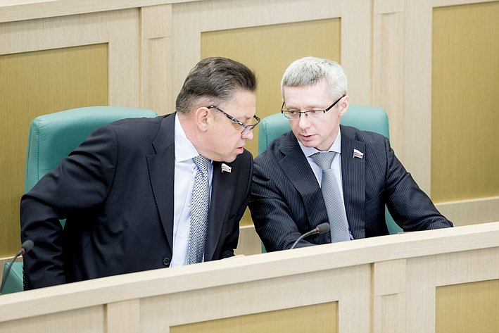 368-е заседание Тимченко и Казаковцев