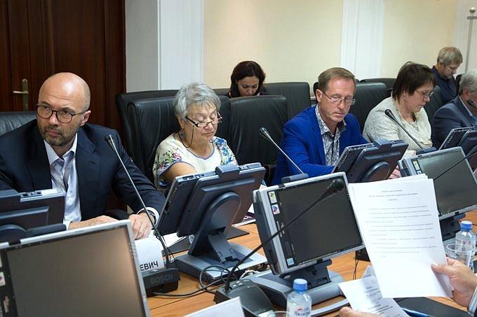 Совещание «Особенности реставрации объектов культурного наследия: законодательный аспект»
