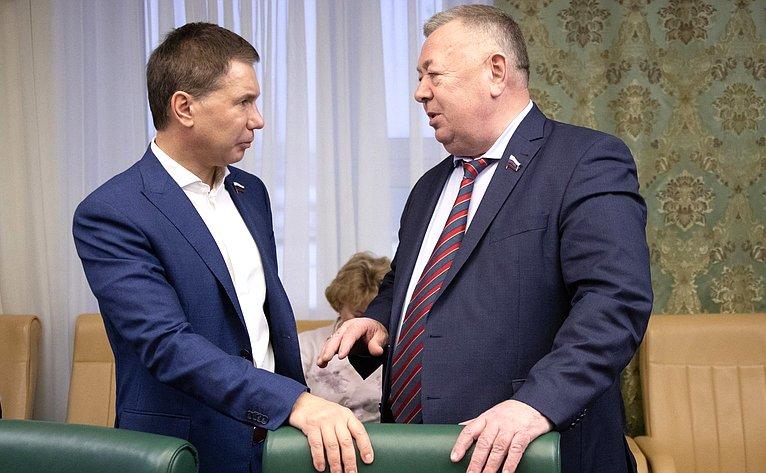 Игорь Зубарев иВадим Николаев