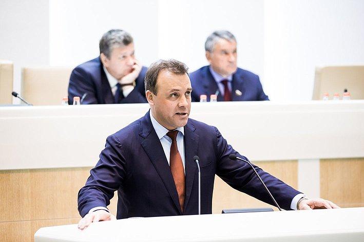 356 заседание СФ Муравьев