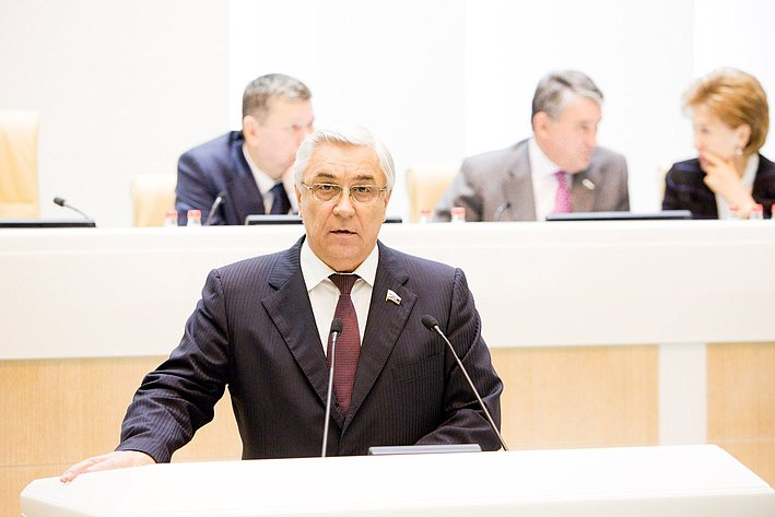 361-е заседание Косоуров