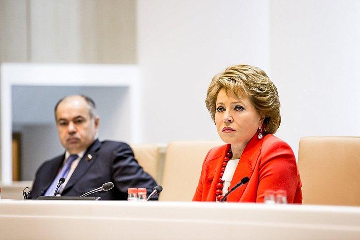 353 заседание СФ Матвиенко 3