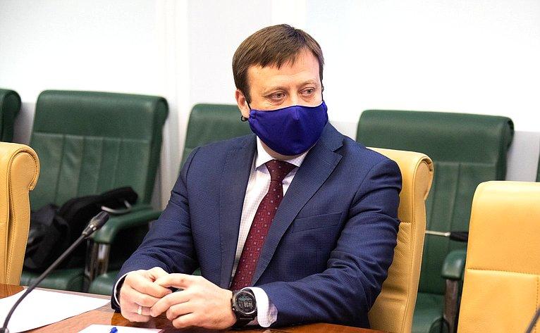 Рабочее совещание повопросам развития сотрудничества России иТаджикистана