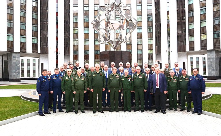 М.Козлов принял участие ввоенно-научной конференции «Военная наука России через призму личности»