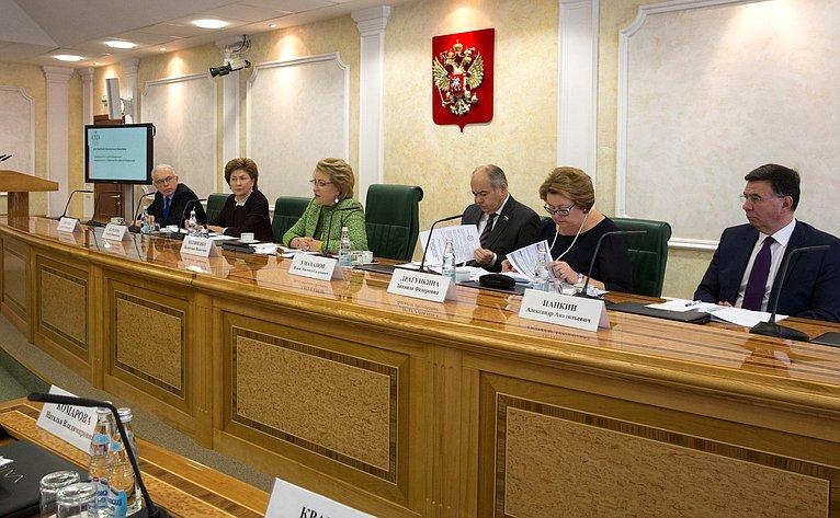 Первое заседание Оргкомитета второго Евразийского женского форума