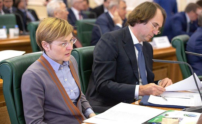 Людмила Бокова иСергей Лисовский