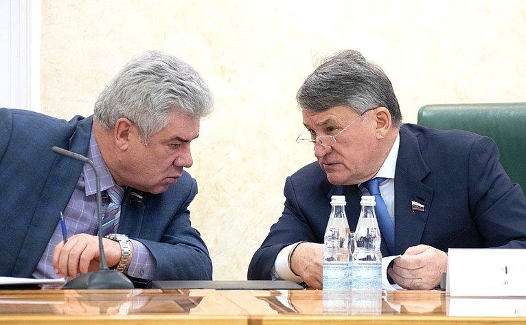 Виктор Бондарев иЮрий Воробьев