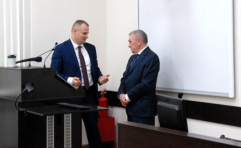 Владимир Бекетов принял участие вторжественном заседании Ученого совета Армавирского государственного педагогического университета