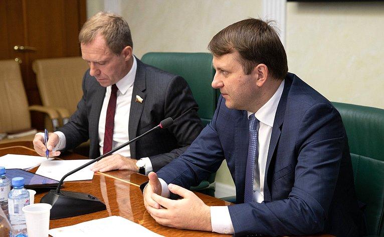 Андрей Кутепов иМаксим Орешкин