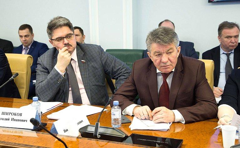 Анатолий Широков иВиктор Озеров