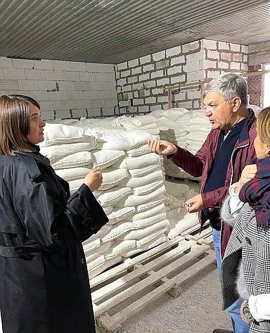 Юлия Лазуткина врамках рабочей поездки врегион посетила Нижнеломовский, Наровчатский иСердобский районы