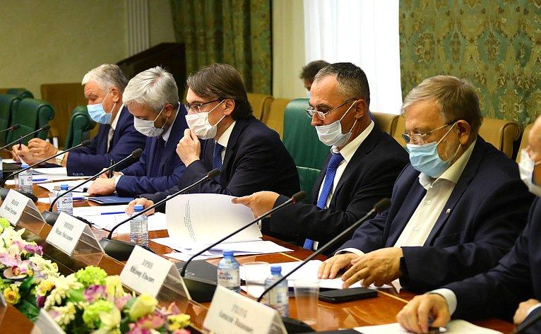 Совещание поподготовке Всемирной конференции помежрелигиозному имежэтническому диалогу