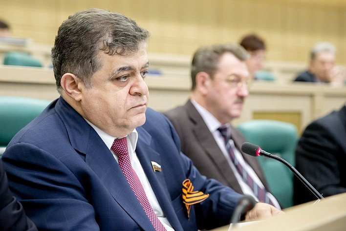 373-е Заседание Совета Федерации Джабаров