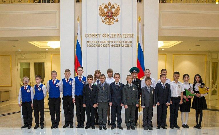 Дети- герои 2016