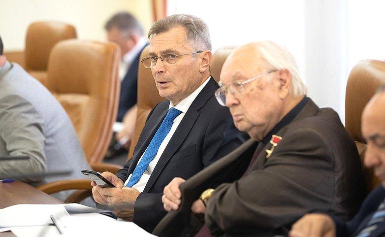 Заседание рабочей группы повопросам государственной политики всфере авиастроения натему «Оконцепции Стратегии развития авиационной промышленности РФ до2030года»