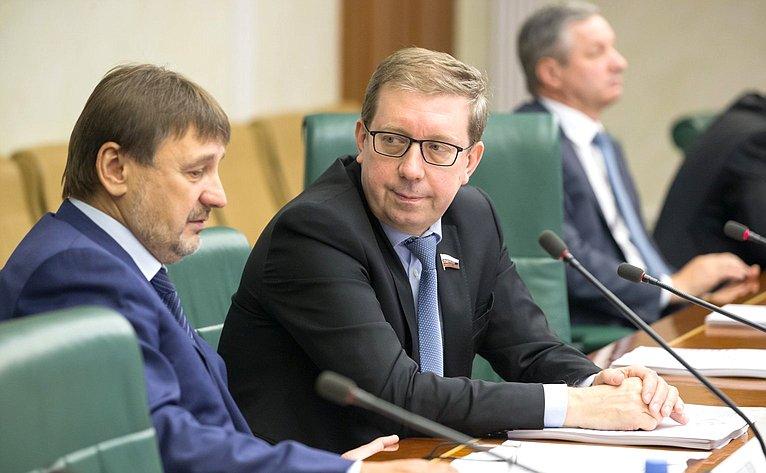 Владимир Лебедев иАлексей Майоров