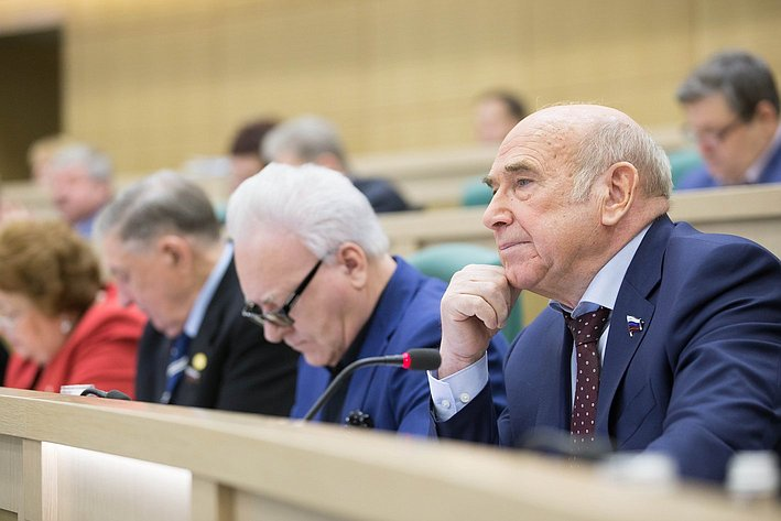 Рогоцкий 383-е заседание Совета Федерации