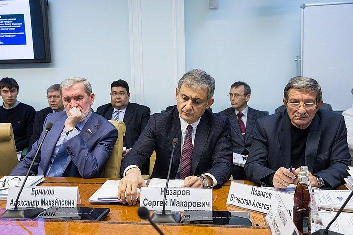 Парламентские слушания на тему «Правовое обеспечение социально-экономического развития Арктической зоны Российской Федерации» 3
