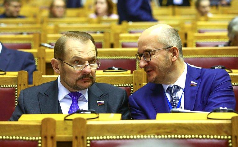 Сергей Белоусов иОлег Цепкин