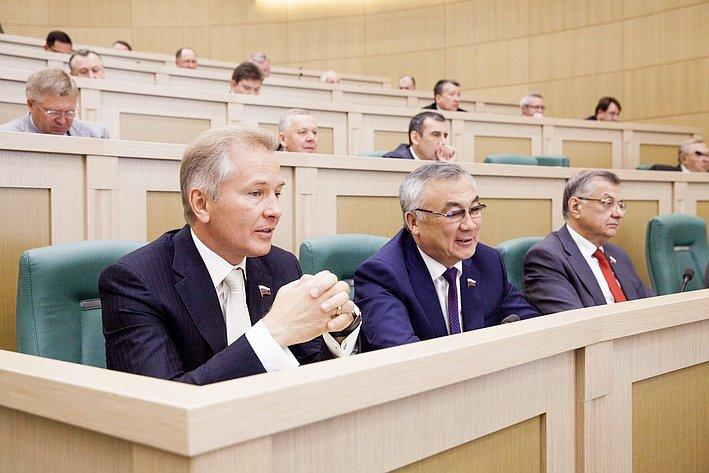 355-е заседание Пономарев, Жамсуев