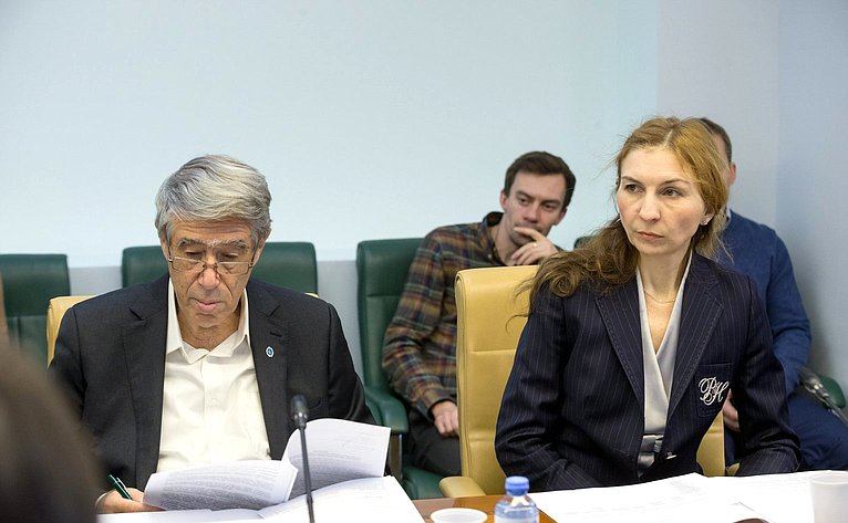 Заседание Организационного комитета Всероссийского конкурса поотбору лучших региональных природоохранных практик «Надежный партнер— Экология»