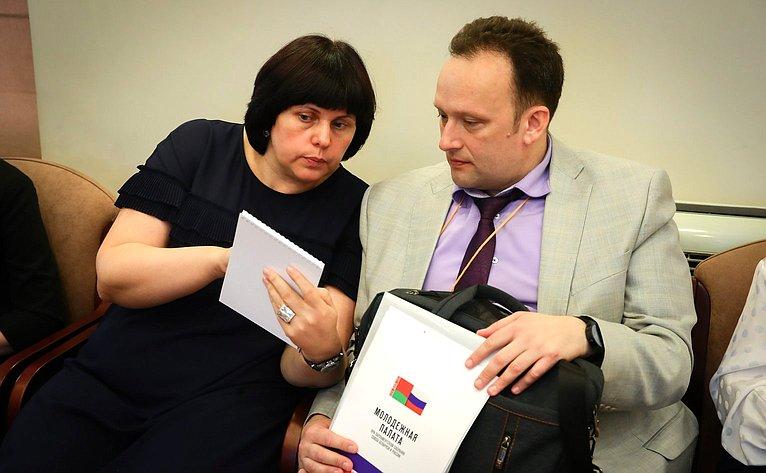 VII Российско-Белорусский молодежный форум «Молодежь– заСоюзное государство»