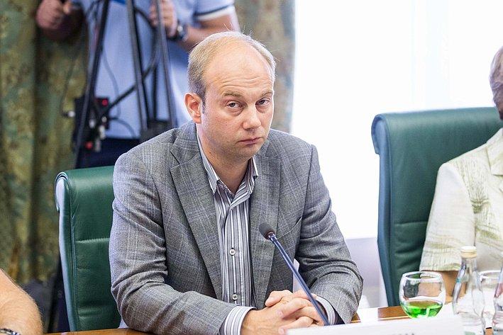В Совете Федерации состоялось заседание Комитета общественной поддержки жителей Юго-Востока Украины-9