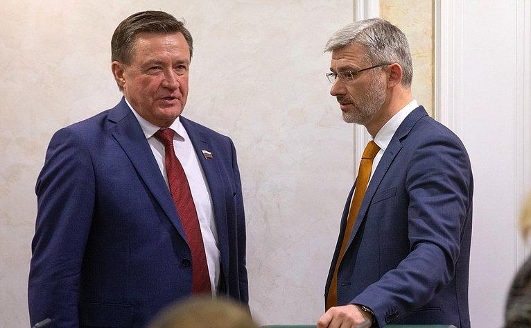 Сергей Рябухин иЕвгений Дитрих