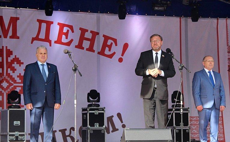 Сенаторы– представители отРеспублики Марий Эл посетили регион срабочей поездкой