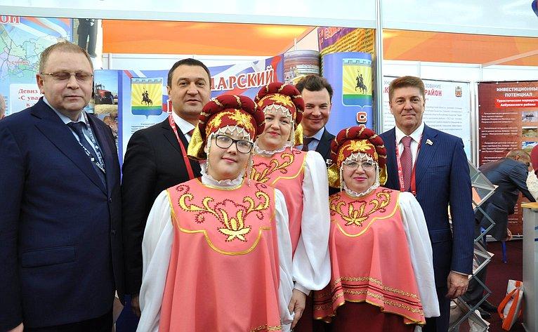 А. Шевченко принял участие вФоруме «Оренбуржье-сердце Евразии»