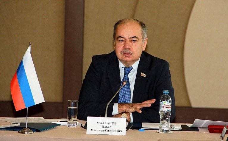И.Умаханов