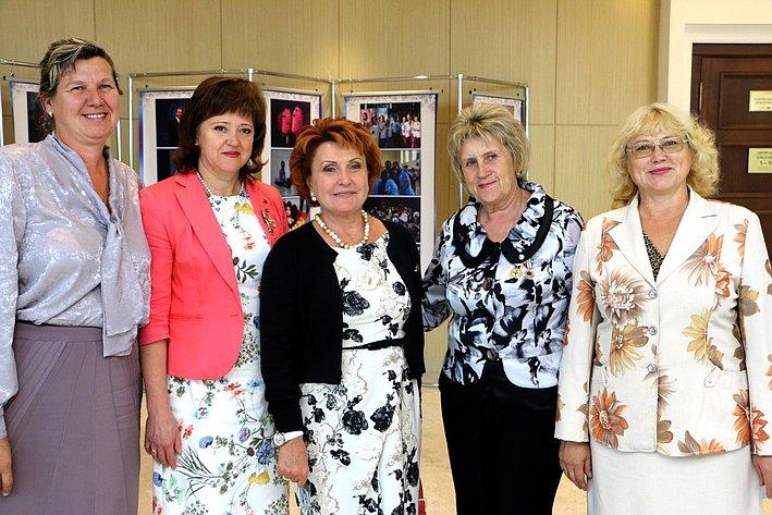 Надежды Болтенко в Новосибирске приняла участие в региональном Съезде женщин