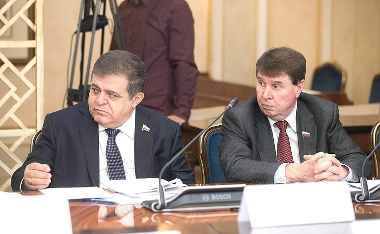 В. Джабаров иС. Цеков