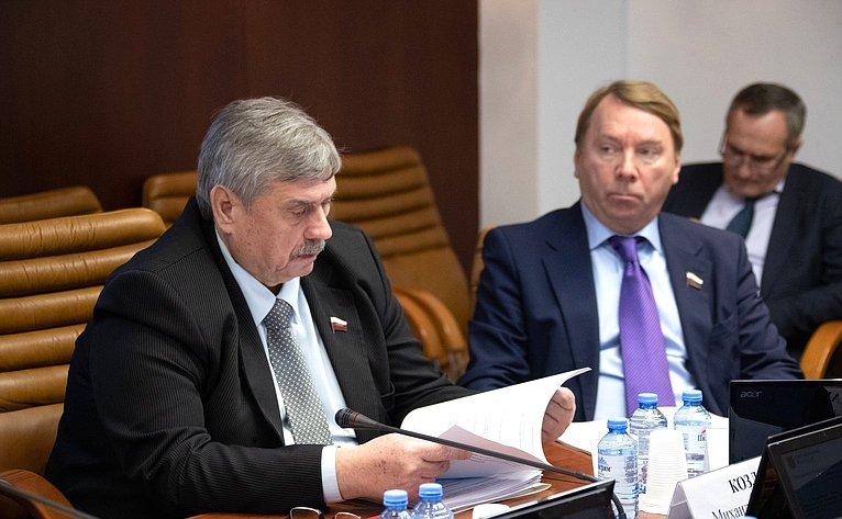 Михаил Козлов иВладимир Кожин