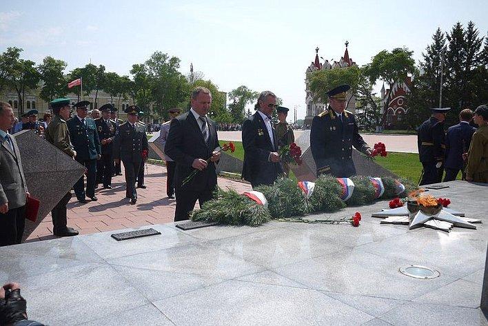 Николай Савельев поздравил амурских пограничников с их профессиональным праздником