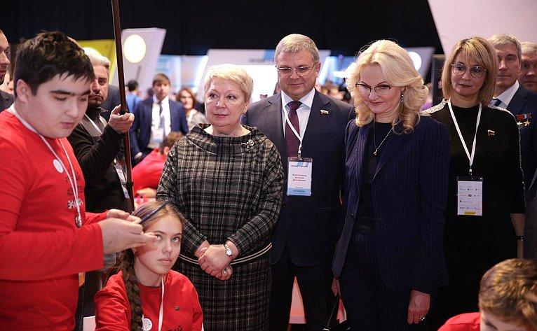 Наталия Косихина приняла участие воВсероссийском форуме профессиональной навигации «ПроеКТОриЯ»