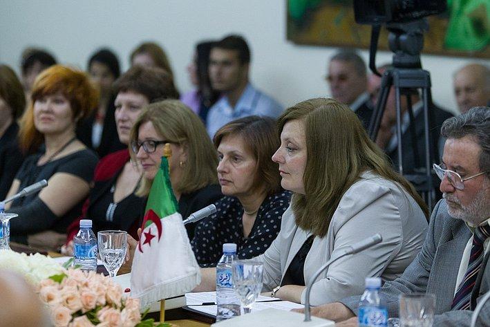 Визит делегации СФ в Алжир 15