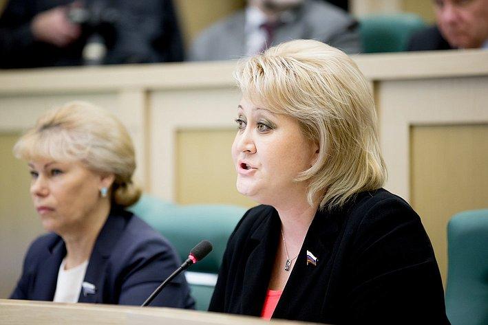 379-е заседание Совета Федерации Гумерова