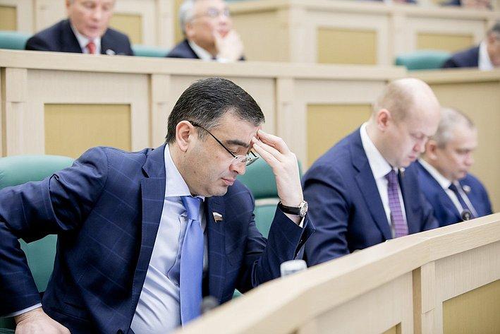 371-е заседание Совета Федерации